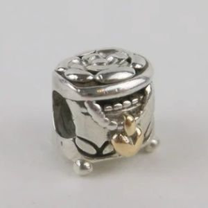 Pandora Sterling Unforgettable Moment Charm
